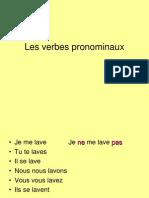 verbes pronominaux