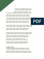 Adjetivos Portugues