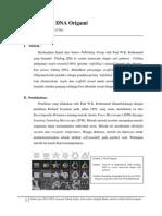 Analisis Teknik DNA Origami FINAL