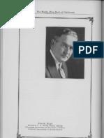 Ethics Real Estate Brokerage 1924 Frank Ryan President Los Angeles Realty Board