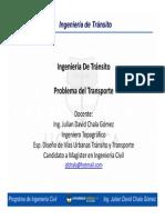 03 - Problema Del Transporte