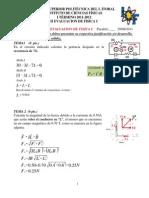 Examen de Fisica