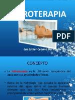 Hidroterapia Mio