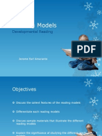 Basic Reading Models