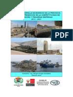 Plan de Desarrollo Economico de La Provincia de Ilo FINAL