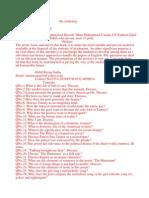 BA English Modern Essays Notes