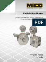 84500001_Multiple Disc Brakes
