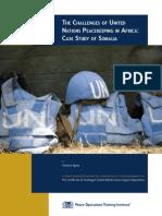 Somalia Case Study