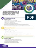 CYF Grants Application Form 2014