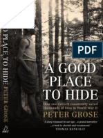 Peter Grose - A Good Place to Hide (Extract)