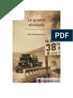 Halberstam David - La Guerra Olvidada