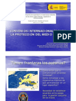Convenios de Mares Regionales en Europa Convenio de Barcelona