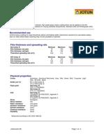 Jotamastic 80 - English (Uk) - Issued.06.12.2007