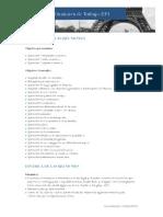 1. Objetivos y Dinámica EFI