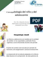 92538069 Psicopatologia Del Nino y Del Adolescente