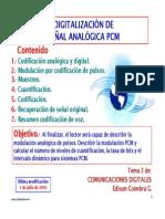 4.2 Digitalizacion Pcm