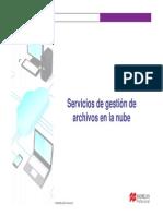 Servicios de Gestión de Archivos en La Nube