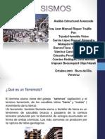 analisis II sismos.pptx