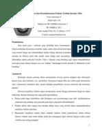 Klasifikasi Dan Penatalaksanaan Fraktur Terbuka Korpus Tibia