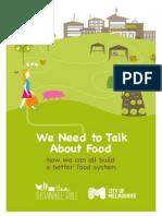 Sustainable Food Information Tool