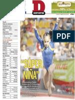 Deportes 21 de mayo 2014