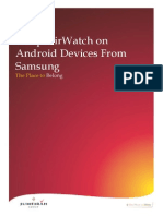 Airwatch - Step 2 for Android From Samsung
