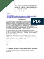 I 43-1989 - AUTORIZAREA INTREPRINDERILOR CARE EXECUTAM VERIFICA SI PREDAU LA BENEFICIARI INST. ELECTRICE