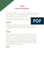 FUMIMEX Curriculum Empresarial
