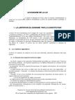 Domaine Loi
