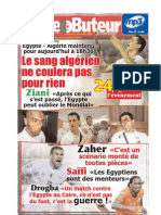 LE BUTEUR PDF du 14/11/2009