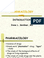 Pharma Introduction