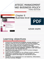 Kazmi Strategy Mgt Lessons Part 8