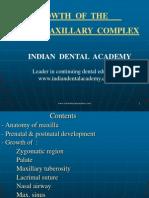 Na So Maxillary / orthodontic courses by Indian dental academy