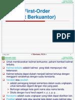 2013-12-04 4. Logika orde Pertama.pptx