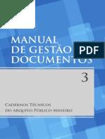 Manual Gestao Cadernos Técnicos do Arquivo Público Mineiro