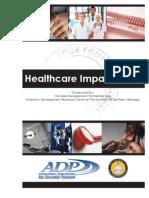 Hattiesburg Healthcare Impact Study
