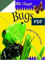 DK Dorling Kindersley - Bugs - Look Closer