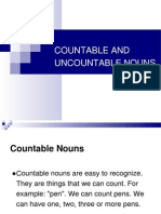 Countable and Uncountable 2