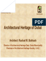 Architectural Heritage of Dubai