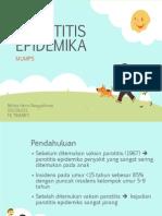 parotitis ppt