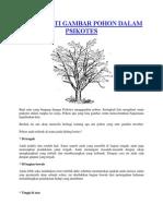 Tips Menggambar Pohon Psikotes