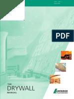 Drywall Manual