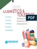 Manufacture Deodorants Antiperspirants Cosmetics Toiletries Industry 130707162647 Phpapp01