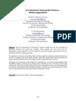 28 - Optimization of Aluminum - Hove
