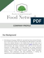 Ifn Company Profile Tea