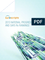 Surescripts 2013 National Progress Report