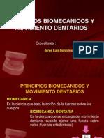 Principios Biomecanicos y Movimiento Dentarios