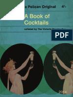 Vic Cocktail Menu May 14