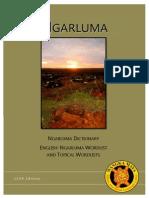 Ngarluma Language Dictionary