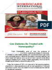 Homeocare Diabetes PDF